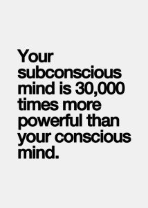 Your Subconscious Mind Is So Poweful