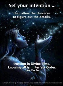 Divine Timing - Allow Universe To Deliver