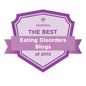 Best Eating Disorder Blog Award